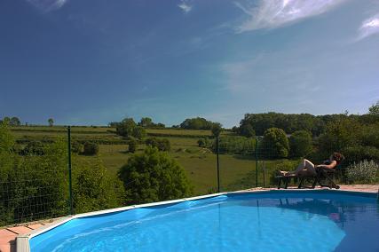 French Farm House Salvecques with Pool Sleeps 6