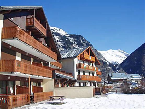 Ski Studio Champagny La Plagne Sleeps 4